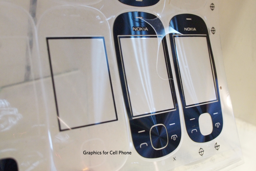 Graphics for Cell Phone